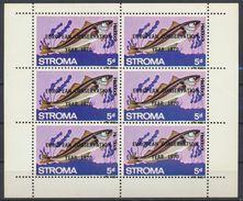 °°° STROMA - HADDOCK - 1970 MNH °°° - Emissione Locali