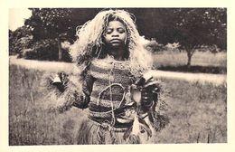 Afrique > Congo Belge Sorcier En Herbe  (enfant) (1)  ( Ed:MISSION DES RR. PP. JESUITES  Série 1  N°3 *PRIX FIXE - Congo Belge - Autres
