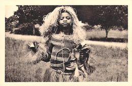 Afrique > Congo Belge Sorcier En Herbe  (enfant) (2)  ( Ed:MISSION DES RR. PP. JESUITES  Série 1  N°3 *PRIX FIXE - Congo Belge - Autres