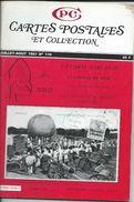 Cartes Postales Et Collections Aout 1987  Magazines N: 116 Llustration &  Thèmes Divers 100 Pages - Frans