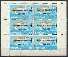 °°° STROMA - DOGFISH - 1970 MNH °°° - Emissione Locali