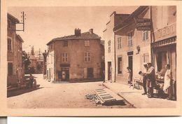 St - LAURENT - D'AGNY  -  Place De L'Eglise - France