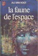 COLLECTION LIVRE DE POCHE J AI LU N°  392 °°°°  LA FAUNE DE L ESPACE  DE A.E. VAN GOGT - J'ai Lu