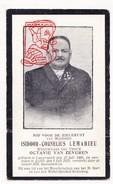 DP Foto Isidoor C. LeMahieu ° Langemark 1866 † Aalter 1921 X Octavie Van Zeveren - Santini