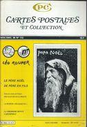 Cartes Postales Et Collections Dec 1986  Magazines N: 112 Llustration &  Thèmes Divers 130 Pages - Français