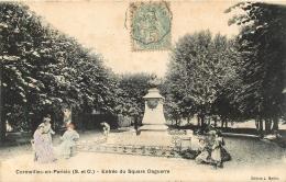 CORMEILLES EN PARISIS ENTREE DU SQUARE DAGUERRE - Cormeilles En Parisis