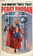 PERRY RHODAN N° 70 °°°   THORA'S SACRIFICE - Sciencefiction