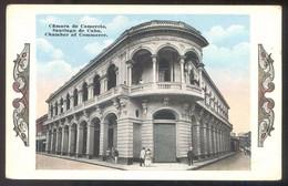 Cuba. Santiago De Cuba. *Cámara De Comercio...* Nueva. - Cuba