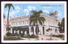 Cuba. Habana. *Senate Building* Nueva. - Cuba