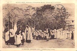 Afrique Tanzanie LA PREMIERE COMMUNION DANS L'ULUGURU (afrique Orientale) Religion*PRIX FIXE - Tanzania