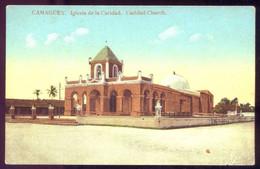 Cuba. Camagüey. *Iglesia De La Caridad* Nueva. - Cuba