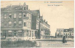 Middelkerke - 4 CPA - 4 Oude PostKaarten - 4 Old Postcards - Middelkerke