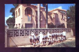 Cuba. Habana. *Santuario Nacional De San Antonio De Padua...*  Nueva. Doblez Central. - Cuba
