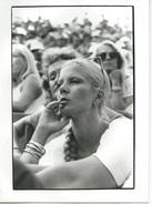 SYLVIE VARTAN  - Sans Légende - PHOTO AFP - Famous People