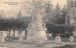 77 - SEINE ET MARNE / Fontenailles - 773231 - Le Monument - France