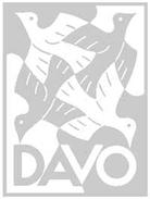 DAVO X14272 DAVO ALBA TASCHEN DK. 24X31 - Vordruckblätter