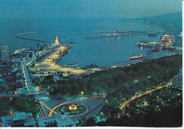 MALAGA - VUE GENERALE  DU PORT - Málaga
