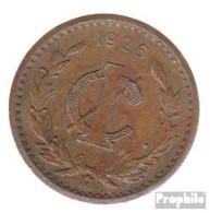 Mexiko KM-Nr. : 415 1948 Sehr Schön Bronze Sehr Schön 1948 1 Centavo Adler - Mexiko
