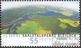 BRD (BR.Deutschland) 2617 (kompl.Ausg.) Postfrisch 2007 Bleiloch - BRD