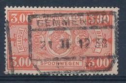 """BELGIE - TR 154 - Cachet  """"GEMMENICH"""" - (ref. 17.416) - 1923-1941"""