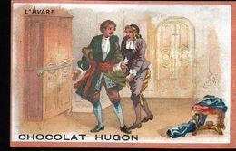Chocolat Hugon, Moliere, L'avare - Chocolate