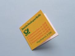 Damit Briefmarkensammler - Post - Der Partner Für Ihr HOBBY ( Zie Foto ) ! - Berlin (West)