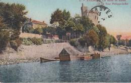 AVIGNON Bords Du Rhône, Tout Philippe Le Bel, Barques - Avignon