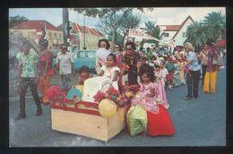 Curazao. Willemstad. *Children's Carnival Parade* Edt. Boekhandel Nº P-312218. Escrita. - Curaçao
