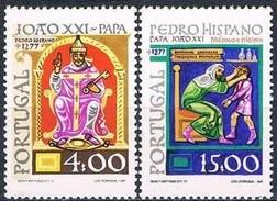 Portugal, 1977, # 1332/3, MH - Ungebraucht
