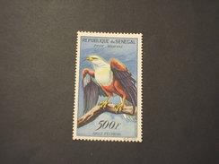 SENEGAL - P.A. 1960/3 UCCELLO  500 F. - NUOVO(++) - Senegal (1960-...)