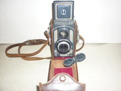 Appareil Yashica 44 - Cámaras Fotográficas