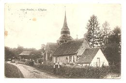 1130 - FRESLES - L'Eglise - (G. Marchand) .... Beau Plan.... RARE...! - France