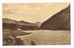 HUCULSZCZYZNA - Jezioro Szybeno - SEŃKOWSKI -  KOSÓW - 1928 - ГУЧУЛЬСЬКЗИЗНА - озеро Шибенe - Ukraine