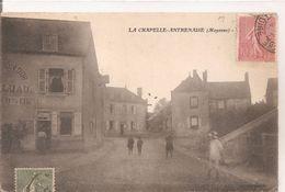 Cpa 53 La Chapelle Anthenaise Carte Rare A Voir Animation - Other Municipalities