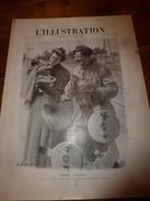 1910 L'ILLUSTRATION:Révolution-Lisboa;Dirigeables(América,Bayard-Clément);Tonkin(Phuc-Yen);Café-concert-Odéon;Monaco;etc - L'Illustration