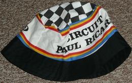 Vintage Ancien Bob Circuit Paul Ricard - Caps