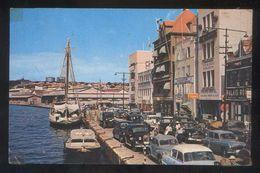 Curazao. Willemstad. *Harbor View*  Circulada 1961 - Curaçao
