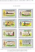 Set Of 16 Stamps El Salvador - World Cup Soccer Mexico 1970. Football New Rimet Cup. - 1970 – Mexique