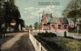 BELGIQUE - LIMBOURG - BOURG-LEOPOLD - LEOPOLDSBOURG - Camp De Beverloo - La Poste - De Post. - Leopoldsburg (Camp De Beverloo)