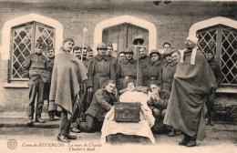 BELGIQUE - LIMBOURG - BOURG-LEOPOLD - LEOPOLDSBOURG - Camp De Beverloo - La Mort De Charlot - Charlot 's Dood. - Leopoldsburg (Camp De Beverloo)