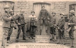 BELGIQUE - LIMBOURG - LEOPOLDSBOURG - Camp De Beverloo - Pendu Pour Avoir Trompé Une Jeune Fille De 97 Ans. - Leopoldsburg (Camp De Beverloo)