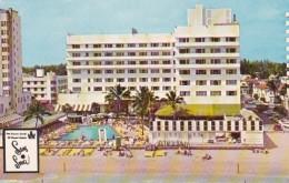 Florida Miami Beach The Sans Souci
