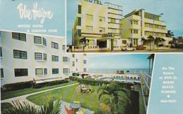 Florida Miami Beach Blue Horizon Motor Hotel & Cabana Club 1971
