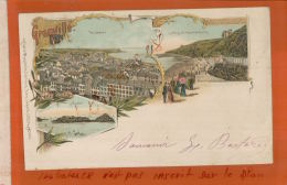 CAP CHROMO GRANVILLE Vue Générale,  La Plage,   Le Rochet,   Précurseur 1904  Nov 2017 1143 - Kaufmanns- Und Zigarettenbilder