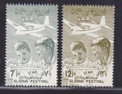 SYRIE AERIENS N°  144 & 145 ** MNH Neufs Sans Charnière, TB  (D2391) - Syrie