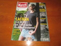 JOHNNY HALLIDAY ** PARIS MATCH Magazine ** Vintage NOVEMBER 2009 - People