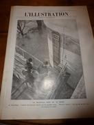 1910 L'ILLUSTRATION:Crue De La SEINE;Suffren Coupé En 2 à Boulogne;TOLSTOÏ;Salon De La Mode;Grahame White En Biplan;etc - Zeitungen