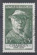 France, Jean-Baptiste-Simeon Chardin, French Painter, 1956, VFU - Francia