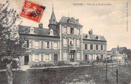 C P A 27] Eure  Brionne Villa De La Quéronnière - Routot