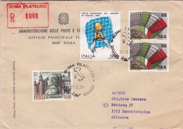 Brief In Die Schweiz (br1890) - 6. 1946-.. Republic